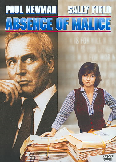 ABSENCE OF MALICE BY NEWMAN,PAUL (DVD)