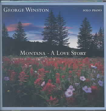 MONTANA:LOVE STORY BY WINSTON,GEORGE (CD)